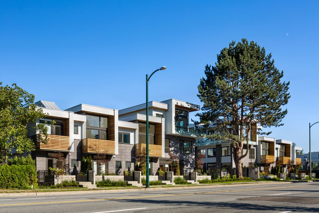 New Oak Townhouses