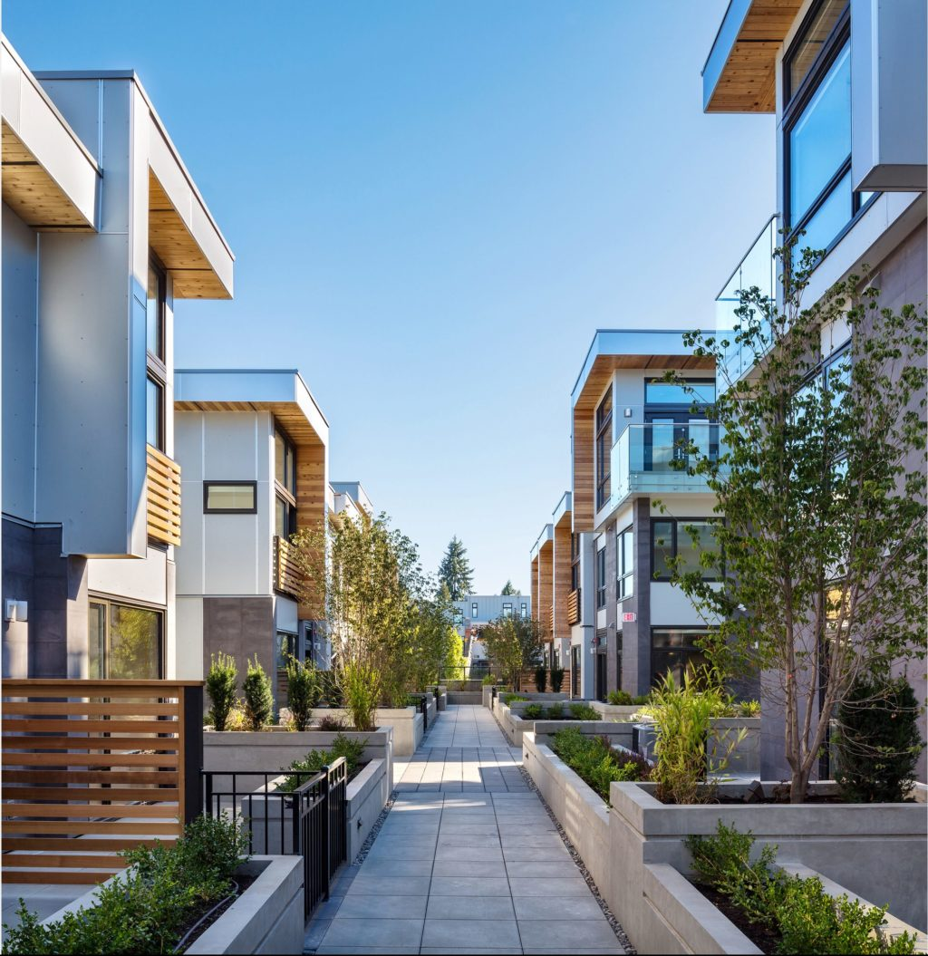 New Oak Townhouses